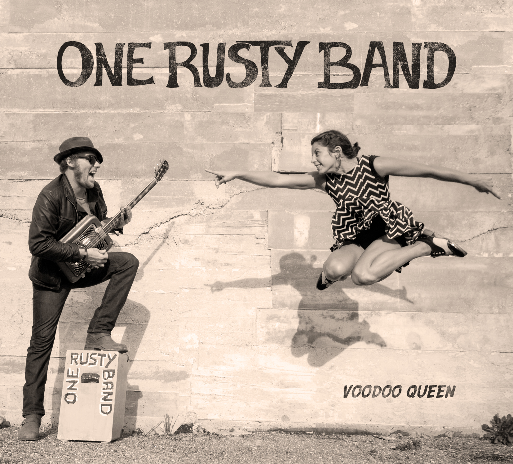 ONE RUSTY BAND - Voodoo Queen