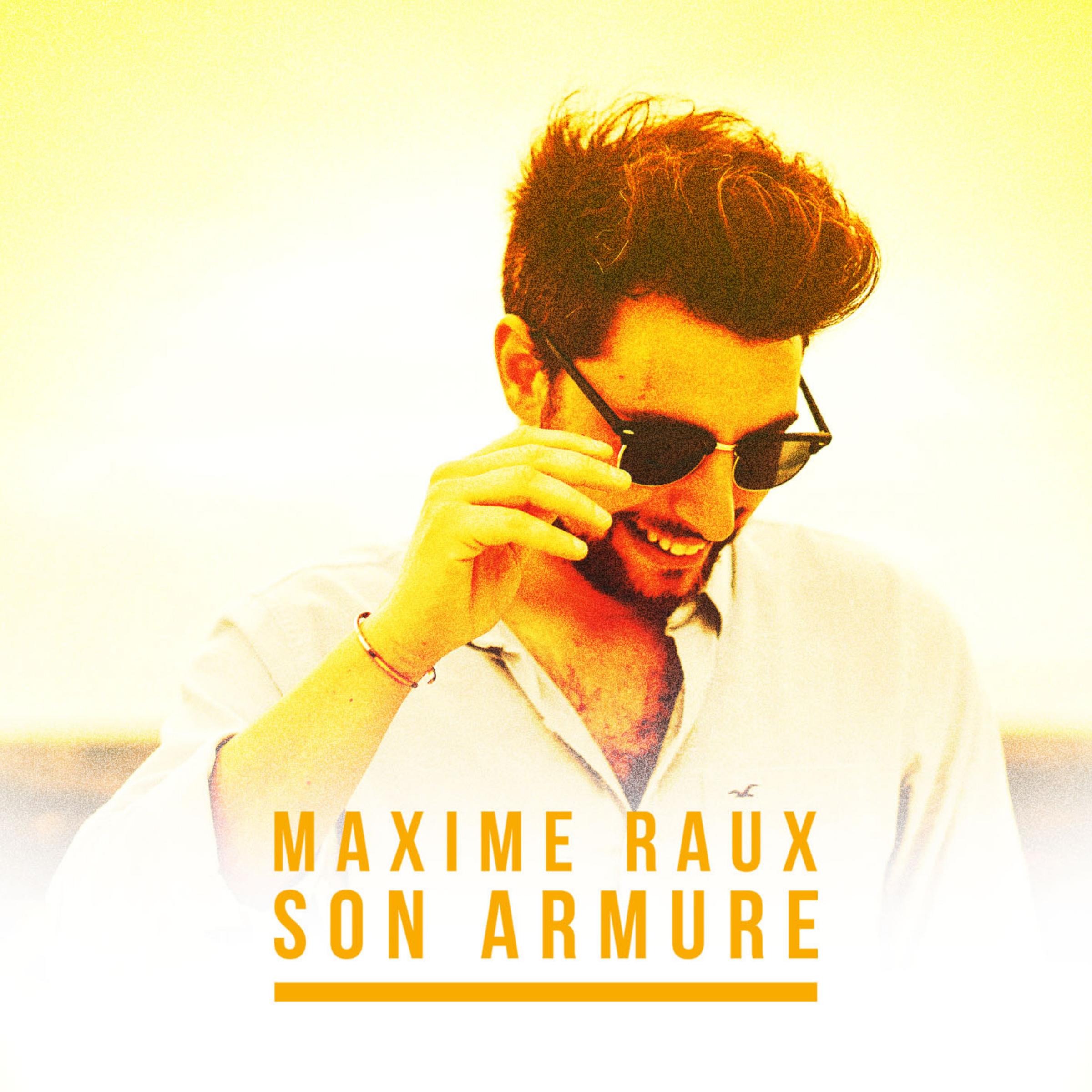 MAXIME RAUX - Son armure